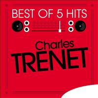 Charles Trenet - Best of 5 Hits - EP
