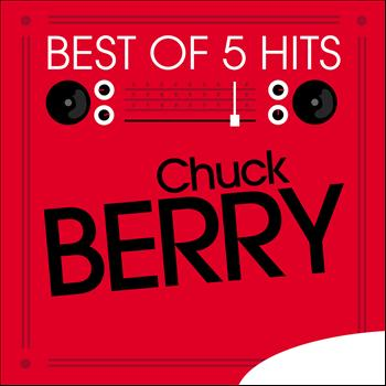 Chuck Berry - Best of 5 Hits - EP