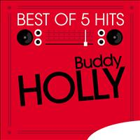 Buddy Holly - Best of 5 Hits - EP