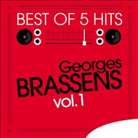 Georges Brassens - Best of 5 Hits, Vol.1 - EP