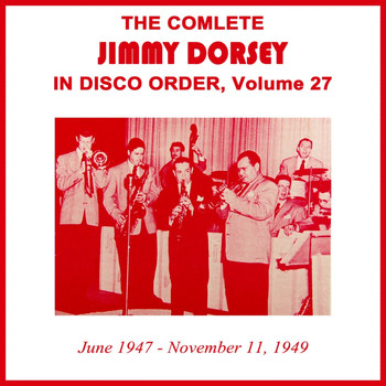 Jimmy Dorsey - Volume 27