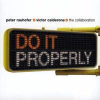 Peter Rauhofer - Do It Properly (The Collaboration)