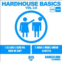 Varios - Hardhouse Basics Vol 3.0