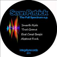 Sean Patrick - The Full Spectrum EP