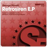 George Privatti - Retrosiren EP