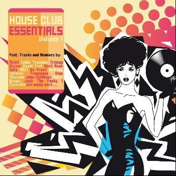 Various Artists - House Club Essentials, Vol. 1