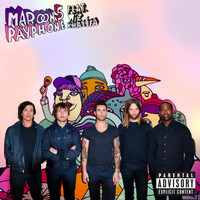 Maroon 5 / Wiz Khalifa - Payphone (Explicit)