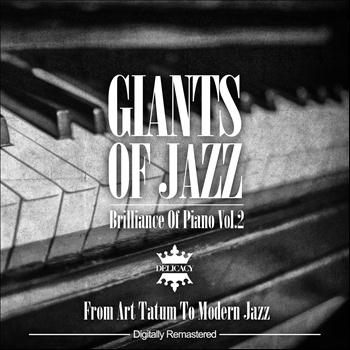 Various Artists - Giants Of Jazz - Brilliance Of Piano, Vol.2