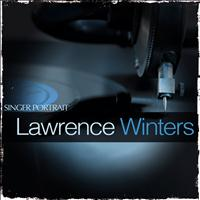 Lawrence Winters - Singer Portrait - Lawrence Winters