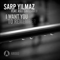 Sarp Yilmaz - I Want You To Remember