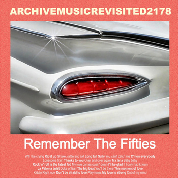 Various Artists - Remember the Fifties