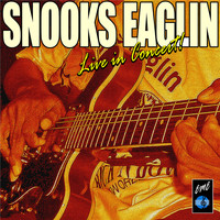 Snooks Eaglin - The Snooks Eaglin Live in Concert