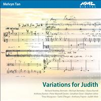 Melvyn Tan - Variations for Judith