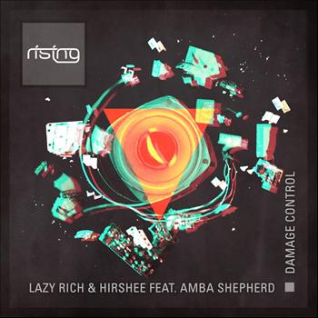 Lazy Rich, Hirshee and Amba Shepherd - Damage Control