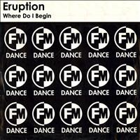 Eruption - Where Do I Begin