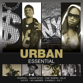 Various Artists - Essential: Urban (Explicit)