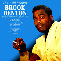 Brook Benton - That Old Feeling