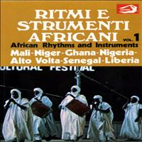 Unknown - African Rhythms and Instruments, Vol. 1: Ritmi e strumenti africani