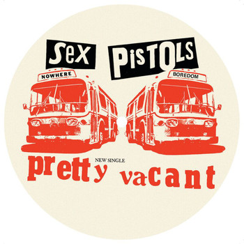 Sex Pistols - Pretty Vacant / No Fun