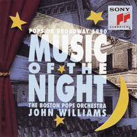 John Williams - Music of the Night: Pops on Broadway 1990