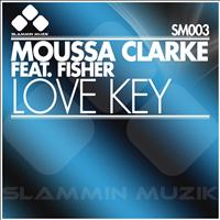 Moussa Clarke - Love Key