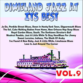 Various Artists - Dixieland Jazz At Its Best Vol.9
