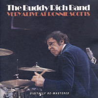 Buddy Rich - Very Alive At Ronnie Scott's