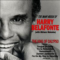 Harry Belafonte - The Many Moods of the King of Calypso