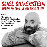 Shel Silverstein - Here's My Plan....A Wry Look at Life