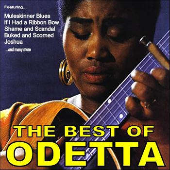 Odetta - The Best of Odetta