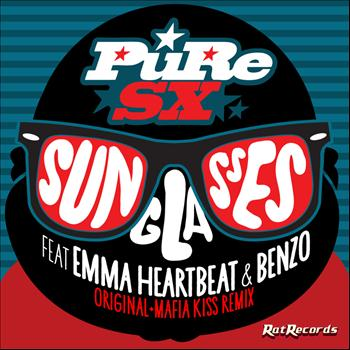 PuRe SX feat. Emma Heartbeat & Benzo - Sunglasses