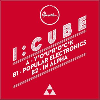 I:Cube - In Alpha EP