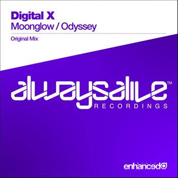 Digital X - Moonglow / Odyssey