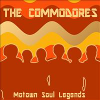 The Commodores - Motown Soul Legends