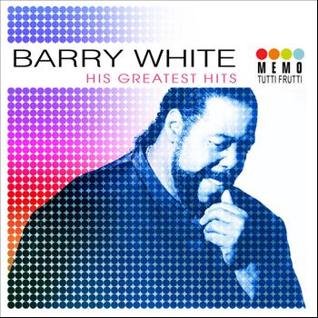 Barry White - Barry White - His Greatest Hits