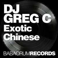 Dj Greg C - Exotic Chinese