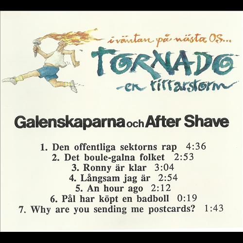 I Vantan Pa Nasta Os Tornado Entarstorm Galenskaparna After Shave Technics Tracks Gb