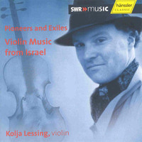 Kolja Lessing - Lessing, Kolja: Violin Music From Israel
