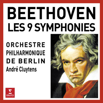 André Cluytens - Beethoven 9 Symphonies