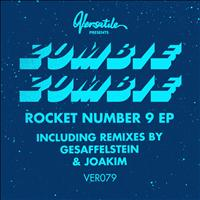 Zombie Zombie - Rocket Number 9 EP