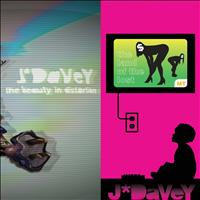 J*DaVeY - The Beauty in Distortion / The Land of the Lost