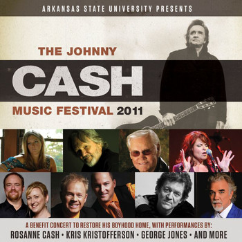 Various Artists - The Johnny Cash Music Festival 2011