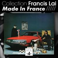 Francis Lai - Collection Francis Lai: Made in France, Vol. 4 (Bandes originales de films)
