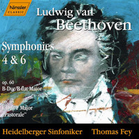 Heidelberger Sinfoniker - Beethoven: Symphonies Nos. 4 and 6