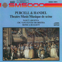 Nancy Argenta - Purcell / Handel: Theatre Music