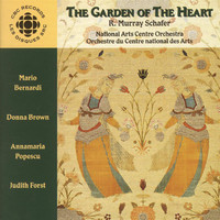 Donna Brown - Schafer: Gitanjali / Garden of the Heart / Adieu, Robert Schumann