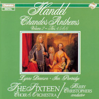 Lynne Dawson - Handel: Chandos Anthems, Vol. 2