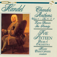 Lynne Dawson - Handel: Chandos Anthems, Vol. 4
