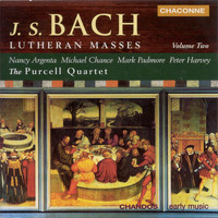Nancy Argenta - Bach: Lutheran Masses, Vol. 2