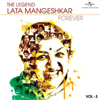 Lata Mangeshkar - The Legend Forever - Lata Mangeshkar - Vol.5